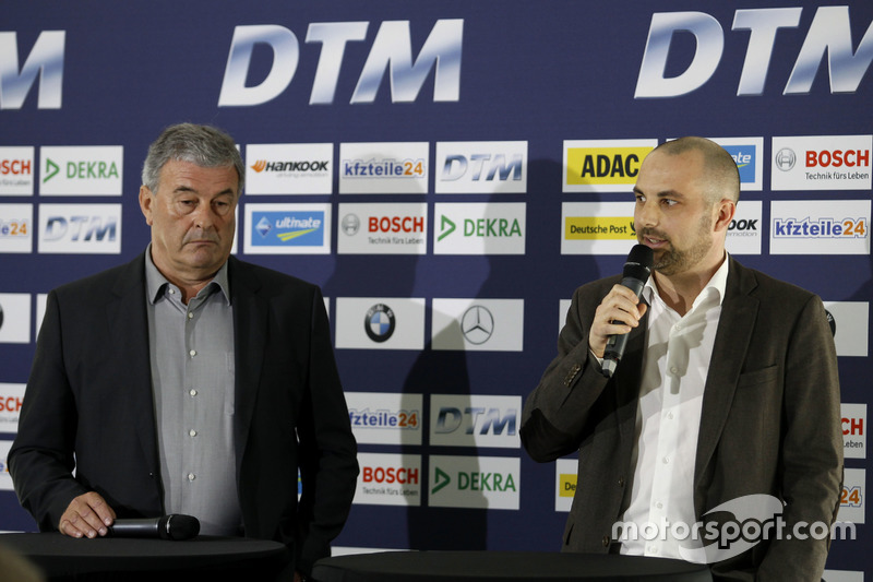 Press conference: Walter Mertes, ITR and Heiko Frasch, Executive Director ITR Marketing