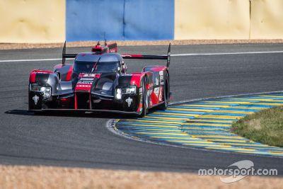 Privattest, 24h Le Mans