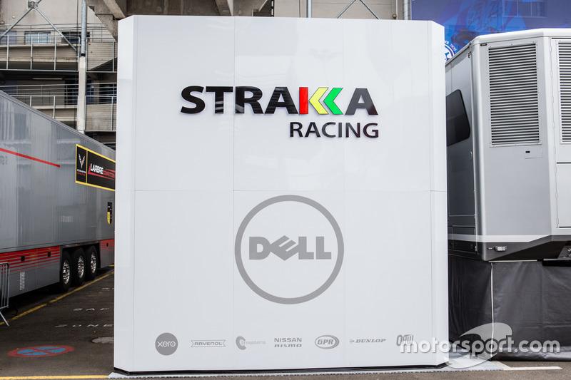 Зона Strakka Racing