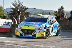 Alessandro Perico, Mauro Turati, Peugeot 208 T16 R5