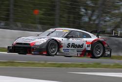 #46 S Road Mola Nissan GT-R: Satoshi Motoyama, Masataka Yanagida
