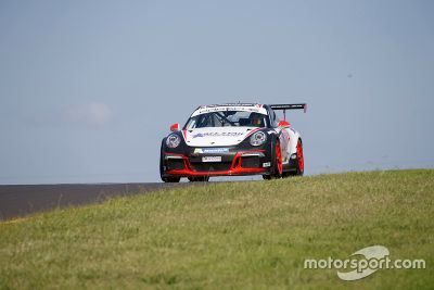 Porsche Carrera Cup Australia: Sydney testing