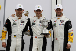 2nd GTLM: #3 Corvette Racing Chevrolet Corvette C7.R: Antonio Garcia, Jan Magnussen, Mike Rockenfeller