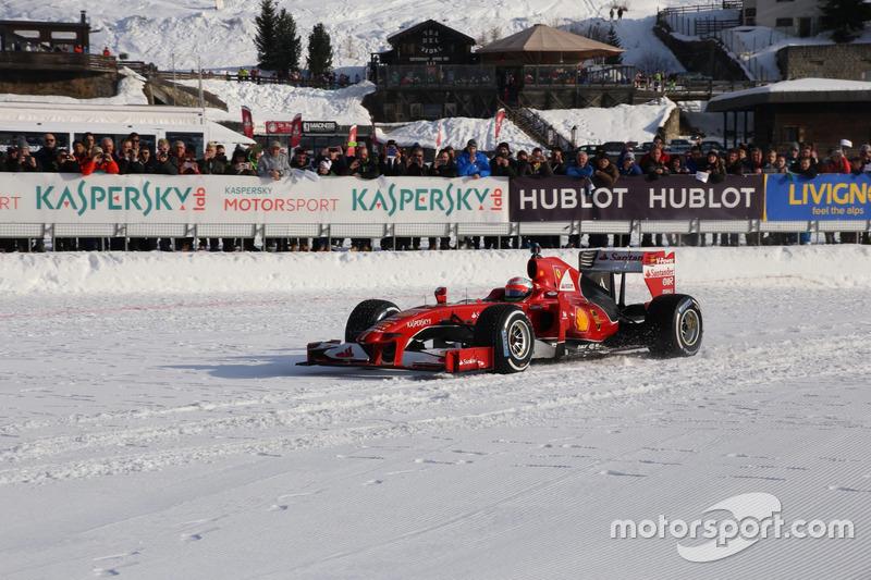 Giancarlo Fisichella, Ferrari