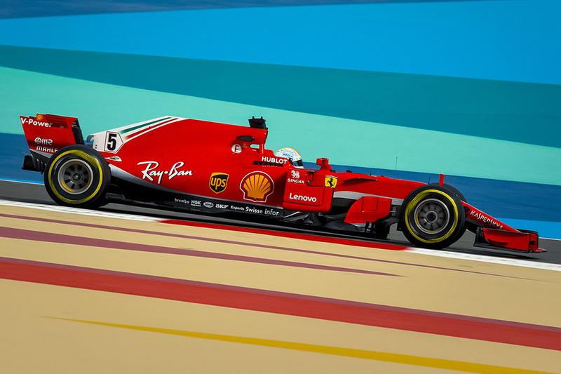 El Ferrari SF71H imaginado sin Halo