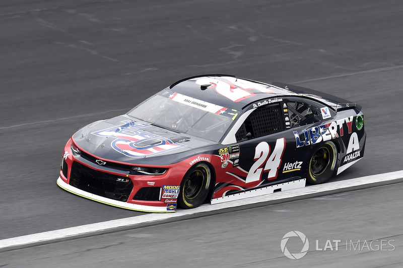 21. William Byron, Hendrick Motorsports, Chevrolet Camaro Liberty University Patriotic