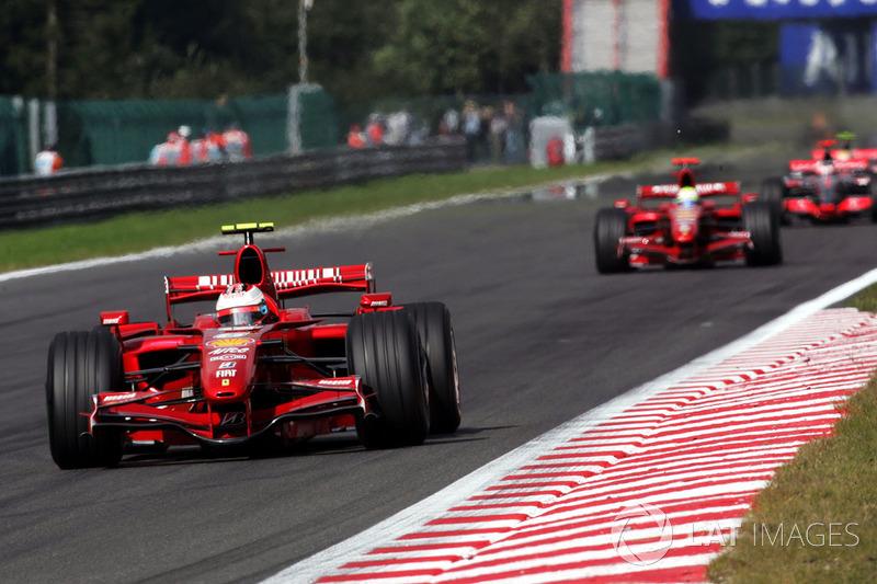 Gran Premio del Belgio - 2007