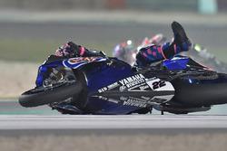 Chute d'Alex Lowes, Pata Yamaha