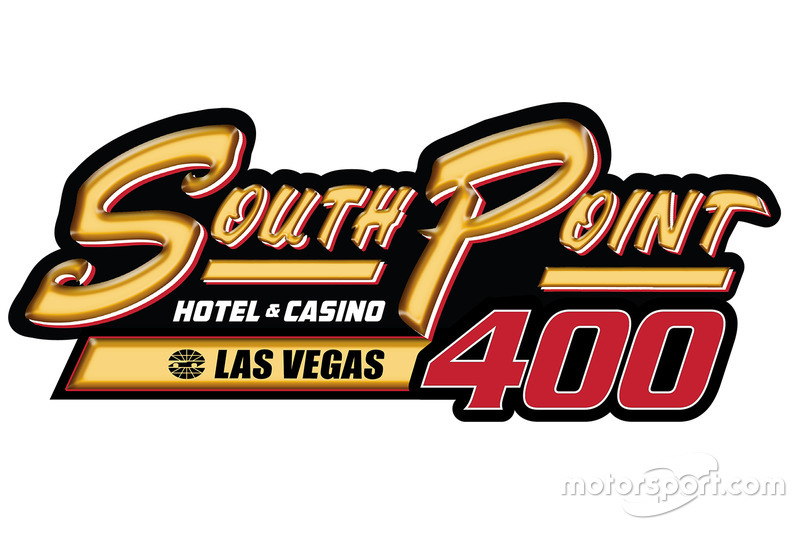Las Vegas Motor Speedway Monster Energy NASCAR Cup Series race logo