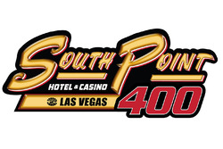 Logo Las Vegas Motor Speedway Monster Energy NASCAR Cup Series