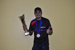 FARA MP4B Sprint Champion Michael Monsalve
