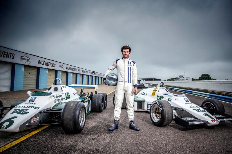 Гай Мартін і Williams F1