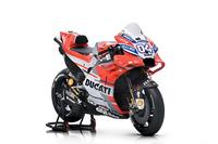 Bike of Andrea Dovizioso, Ducati Team