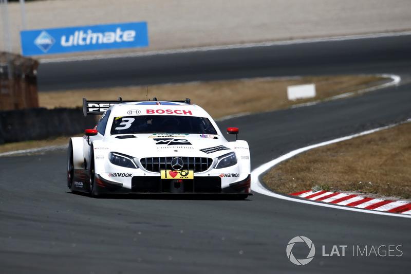 12. Paul Di Resta, Mercedes-AMG Team HWA, Mercedes-AMG C63 DTM