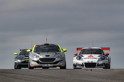 #171 Team Eva Solo / Jönsson Consulting, Peugeot RCZ: Jan Engelbrecht, Thomas Sørensen, Henrik Sørensen, Claus Bertelsen, Søren Jønsson