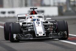Marcus Ericsson, Sauber C37 Ferrari