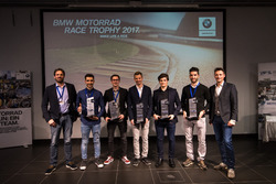 Marc Bongers, Sébastien Le Grelle, Markus Reiterberger, Jordan Szoke, Uwe Geyer, BMW Motorrad Race T