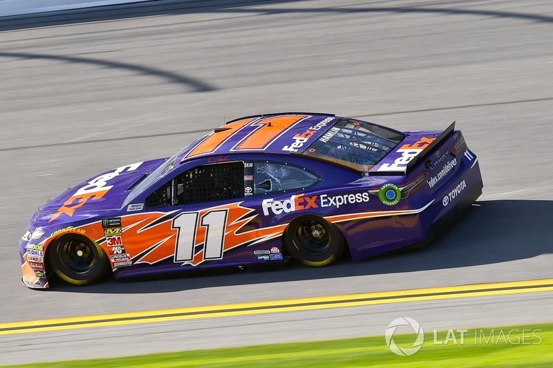 2. Denny Hamlin, Joe Gibbs Racing, Toyota