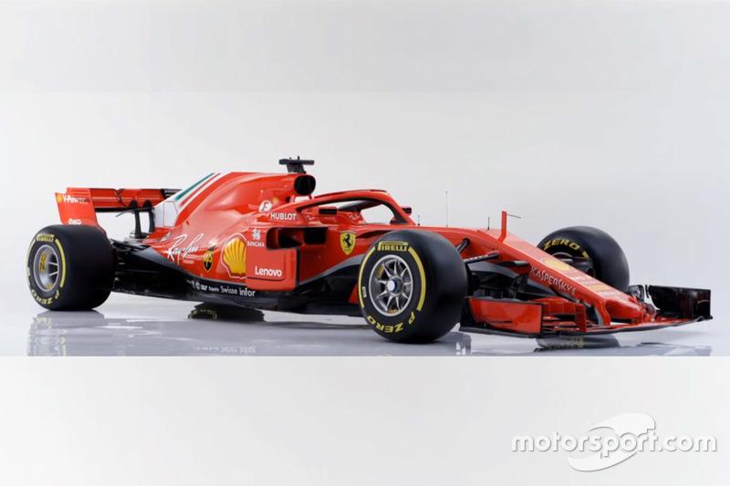 2018 : Ferrari SF71H