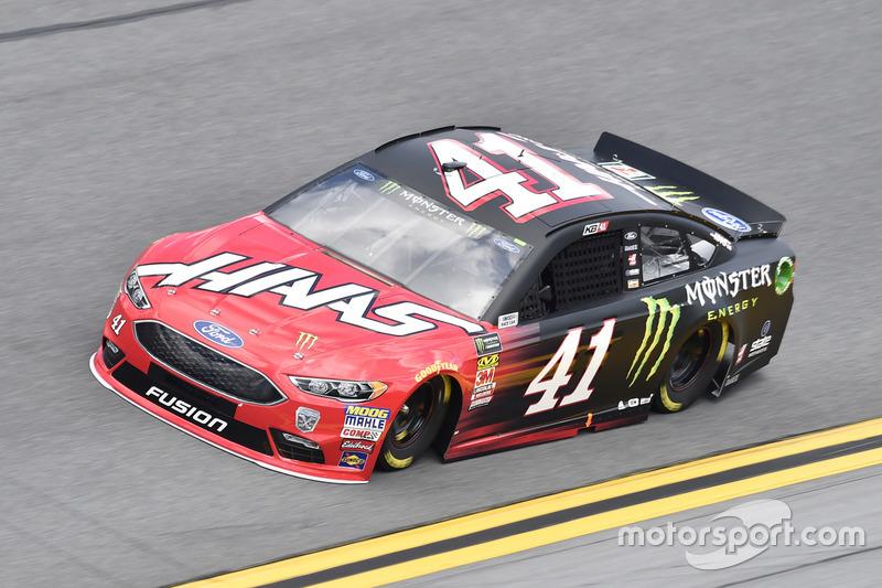 #41: Kurt Busch, Stewart-Haas Racing, Ford Fusion