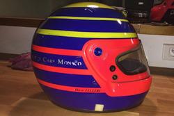 Hervé Leclerc helmet