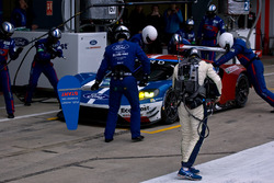 #67 Ford Chip Ganassi Racing; Ford GT: Andy Priaulx, Harry Tincknell, Pipo Derani
