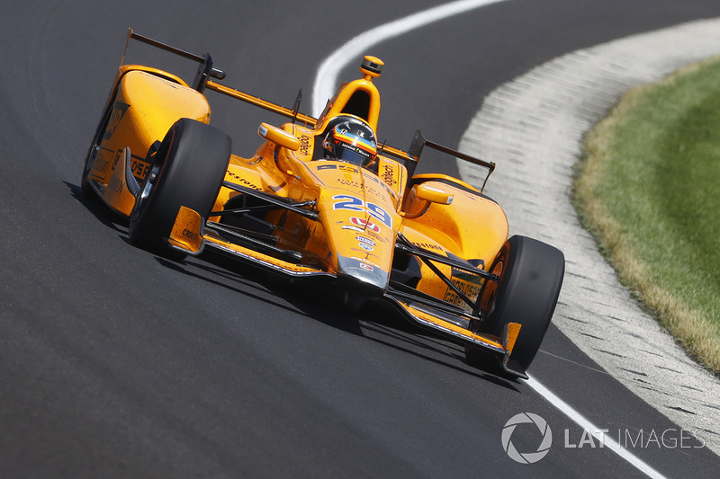 Dallara DW12 Andretti Autosport Honda (2017)