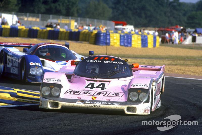 #44 Porsche 962C (Le Mans 1990)