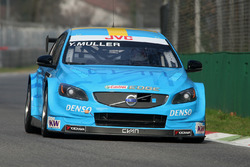 Yvan Muller, Polestar Cyan Racing Volvo S60 Polestar TC1