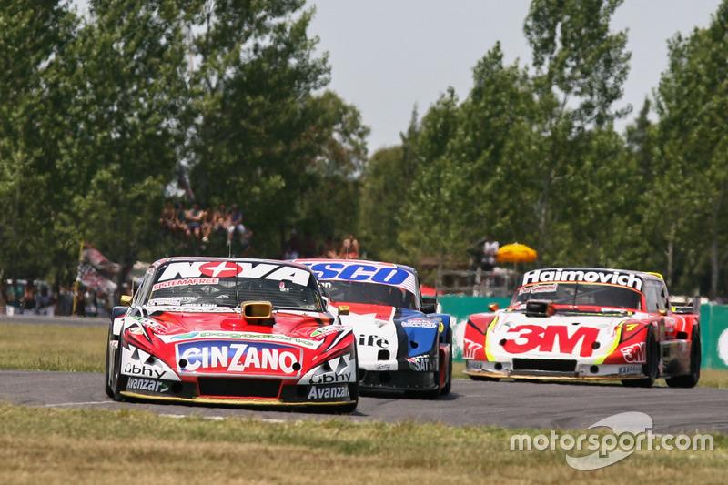 Matias Rossi, Donto Racing Chevrolet, Jose Savino, Savino Sport Ford, Mariano Werner, Werner Competicion Ford
