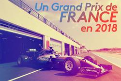Un Grand Prix de France en 2018