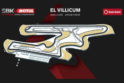 Streckenlayout: Autodromo Villicum