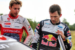 Андреас Міккельсен, Citroën World Rally Team, Себастьян Ож'є, M-Sport