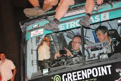 #507 Team De Rooy, IVECO: Ton Van Genugten, Anton Van Limpt, Bernard Der Kinderen