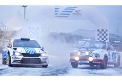 Skoda Fabia R5, livrea celebrativa, Skoda Motorsport