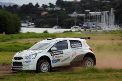 Robert Blomberg, Lars Andersson, Mitsubishi Mirage, Mpart Sport