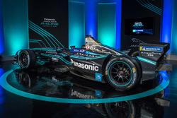 Jaguar Racing, Lackierung
