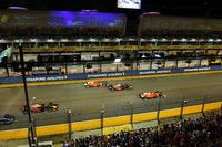 Start des Rennens: Sebastian Vettel, Ferrari SF70H
