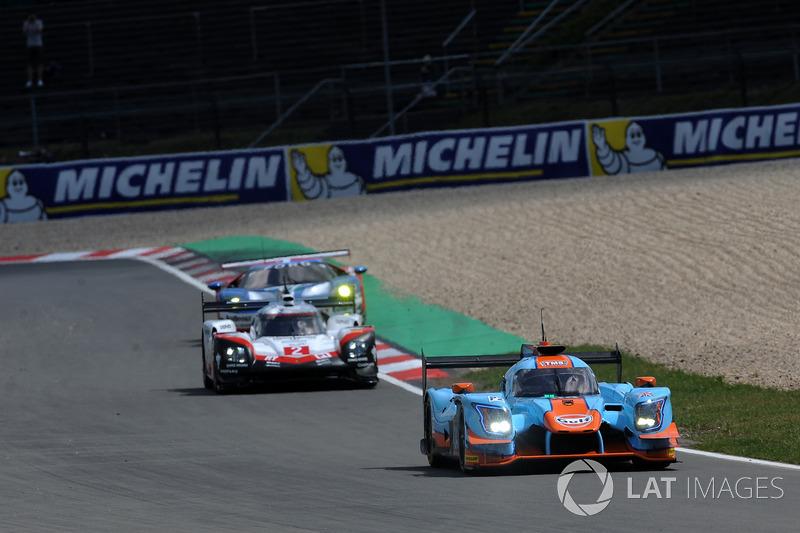 #34 Tockwith Motorsports Ligier JS P217 Gibson: Найджел Мур, Філіп Хенсон, #2 Porsche Team Porsche 9