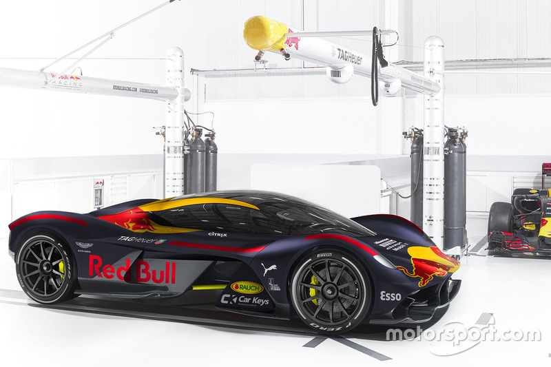 Aston Martin RB 001 / Red Bull Racing
