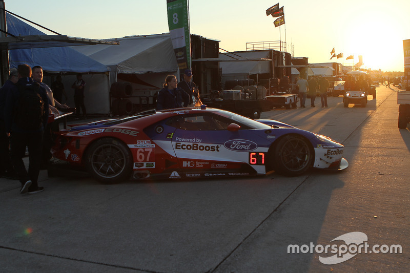 #67 Ford Performance Chip Ganassi Racing Ford GT: Ryan Briscoe, Richard Westbrook, Scott Dixon