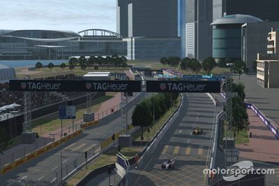 Fórmula E: Race at Home Challenge - Ronda 1