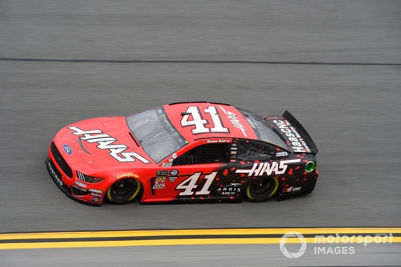 23. Daniel Suarez, Stewart-Haas Racing, Ford Mustang Haas Automation