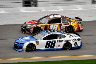 Alex Bowman, Hendrick Motorsports, Chevrolet Camaro Nationwide, Kyle Busch, Joe Gibbs Racing, Toyota Camry M&M's Chocolate Bar