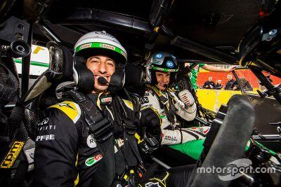 Daniel Ricciardo découvre les Supercars