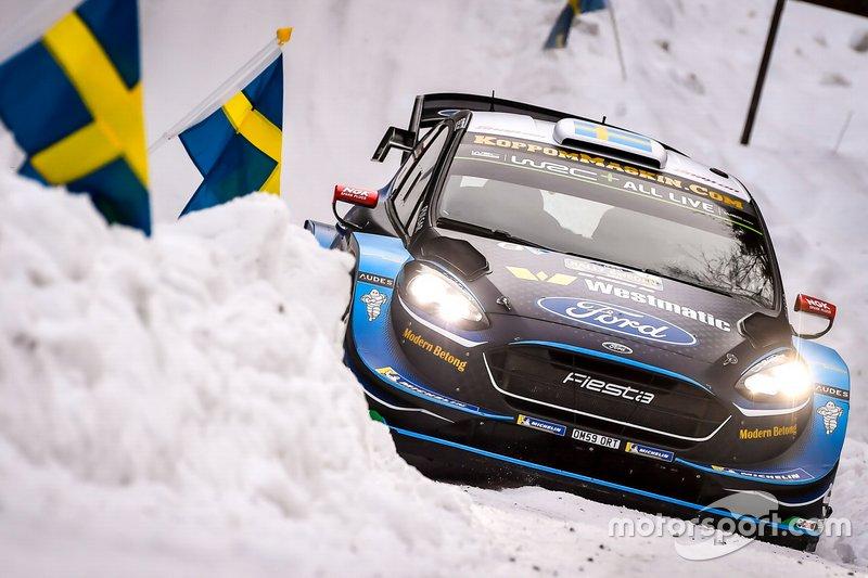 Pontus Tidemand, Ola Floen, M-Sport Ford, Ford Fiesta WRC 2019