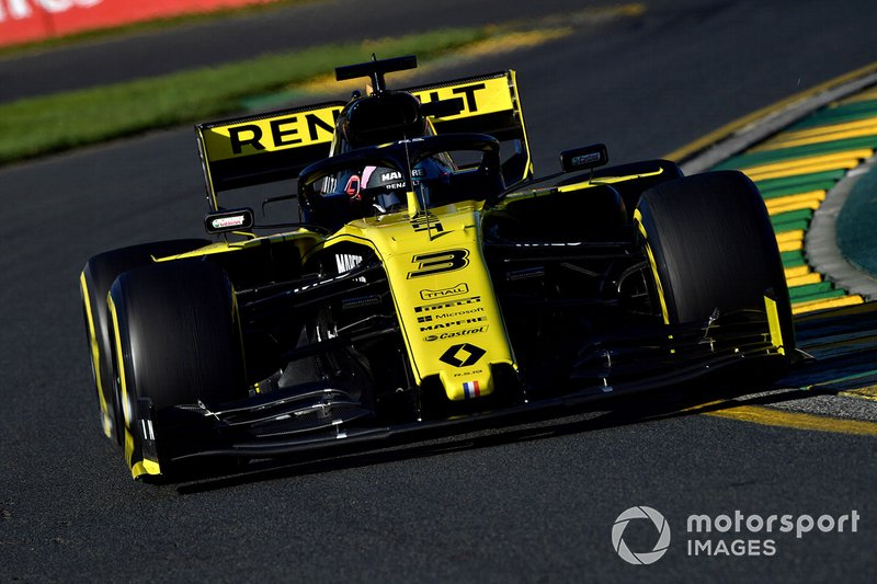 Ausfall: Daniel Ricciardo, Renault R.S.19