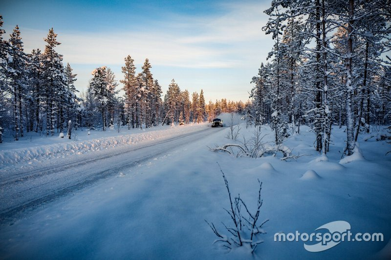 Валттери Боттас, Тимо Раутиайнен, M-Sport Ford Fiesta