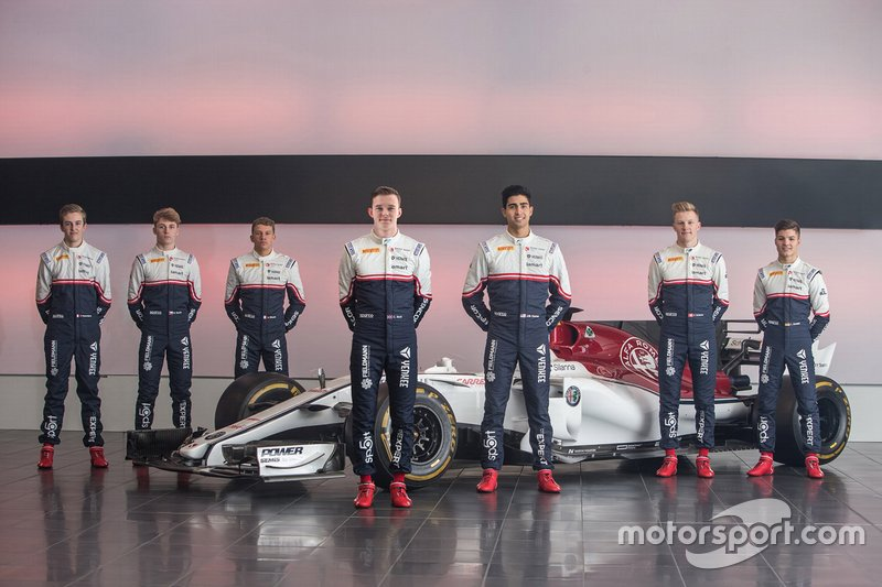 Ankündigung des Sauber Junior Teams