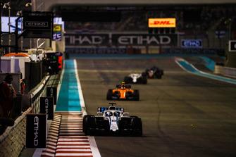 Ленс Стролл, Williams FW41, Стоффель Вандорн, McLaren MCL33